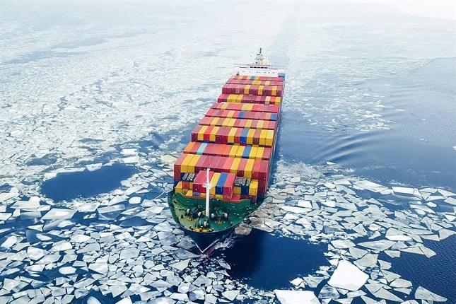 MSC abandona la ruta del Ártico para transporte de contenedores