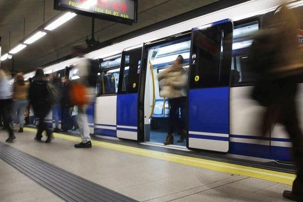 Metro de Madrid horario 2020