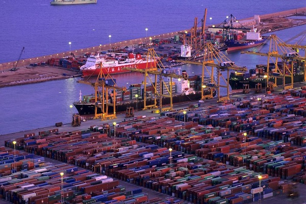 Puerto de Barcelona manipula 52 millones de toneladas hasta septiembre