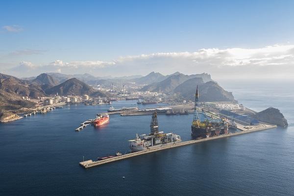 Puerto de Cartagena recibe once propuestas para ampliar dársena Escombreras
