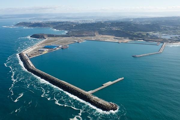 Puerto de La Coruña dispondrá de nueva explanada para graneles