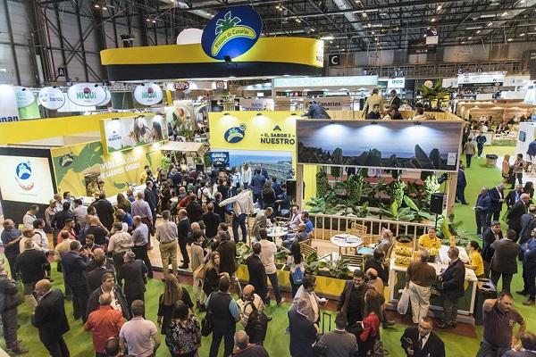 Puerto de Las Palmas expone sus servicios como hub agroalimentario en Fruit Attraction