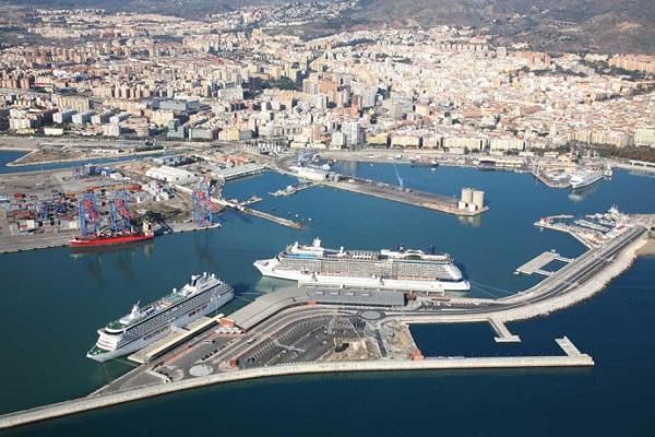 Puerto de Málaga asfaltará nueva zona de almacenamiento