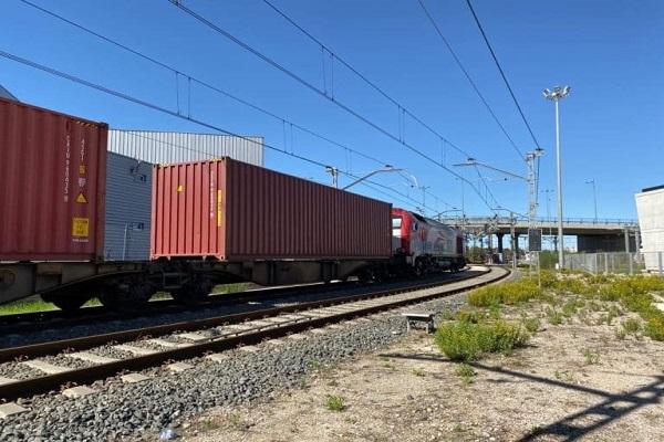 Puerto de Valencia prevé duplicar tráfico ferroviario en los próximos cinco años