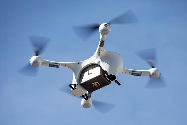 UPS consigue autorización gubernamental estadounidense para operar con drones