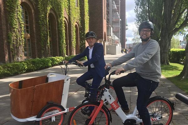 VOI bicicletas eléctricas España