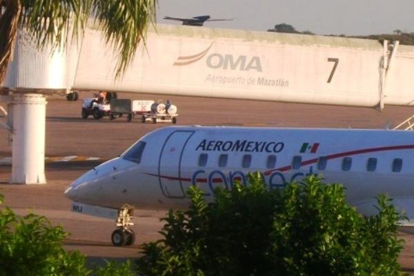 aeropuerto mazatlan
