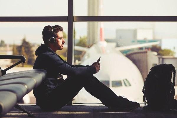 millenials tecnologia vuelos y aeropuertos