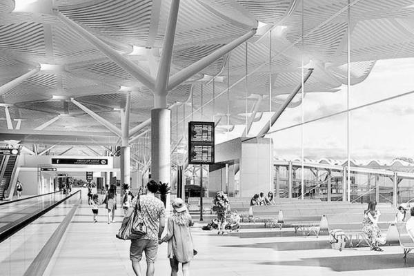 nuevo aeropuerto de cartagena