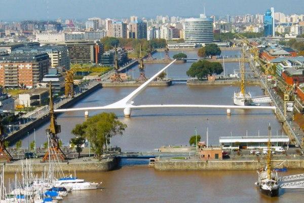 puerto madero argentina