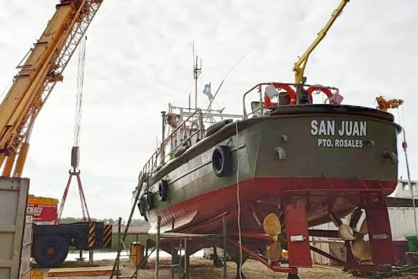 puerto rosales argentina