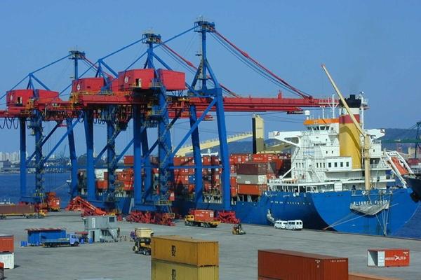 puertos de america y el caribe