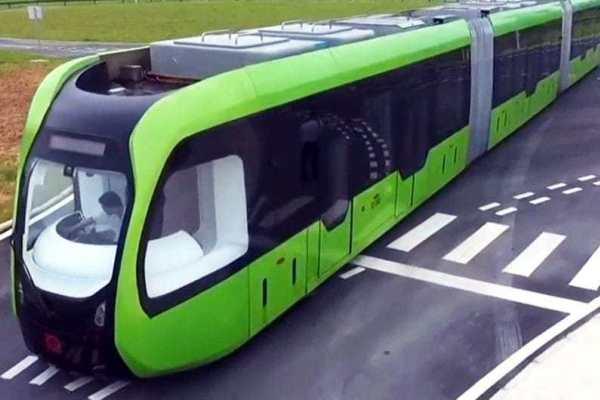 transporte autonomo china