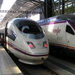 AVE España pasajeros