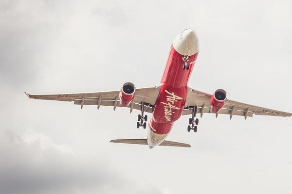 Air Asia Barajas El Prat