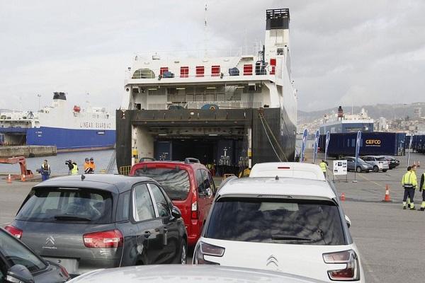 Autopista del mar entre Gijón y Nantes no se ejecutará sin ayuda pública
