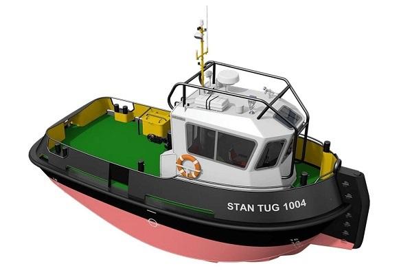 Baleària facilita las maniobras de sus buques con nuevo remolcador en Denia