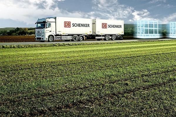 DB Schenker system premium domestic