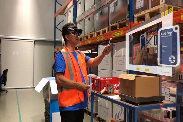 Gefco apuesta por la realidad aumentada para mejorar cadena de suministro