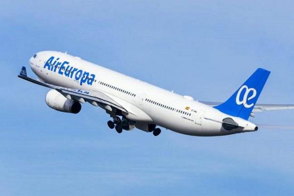 IAG Air Europa España