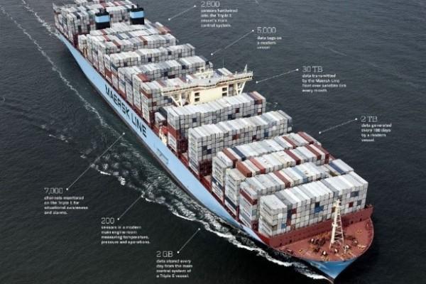Maersk brasil startup