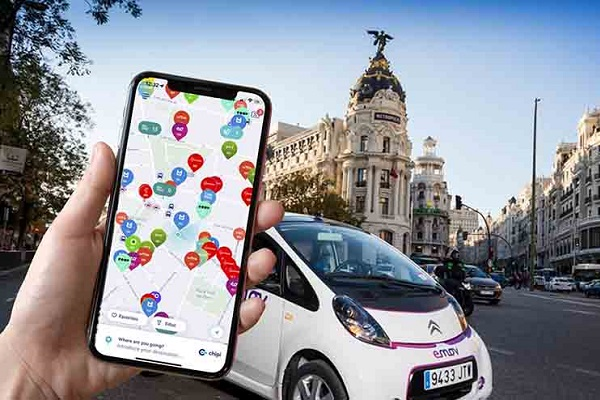 Mutua Madrileña coches compartidos