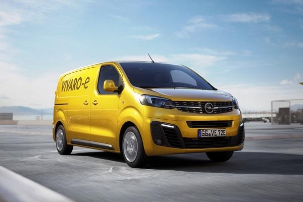Opel Vivaro-e España 2020