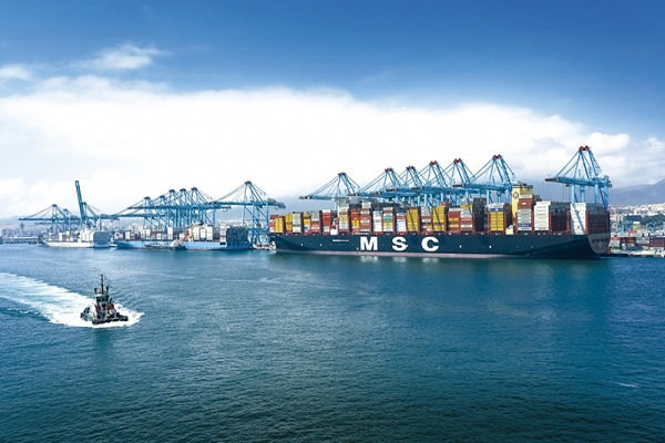 Puerto de Algeciras canaliza más de 92 millones de toneladas hasta octubre