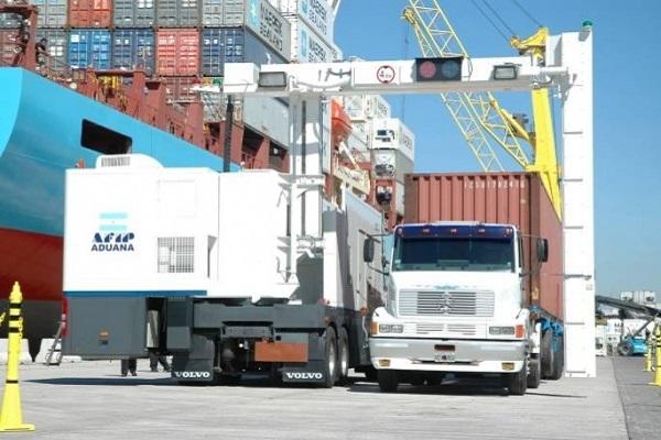 Puerto de Algeciras incorporará escáner de contenedores en Isla Verde