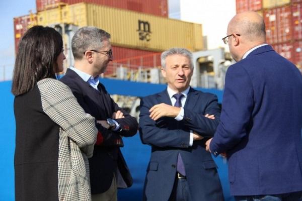 Puerto de Castellón abrirá su estación intermodal para 2022