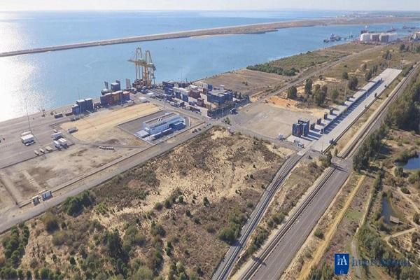 Puerto de Huelva apuesta por fortalecer sus tráficos intermodales