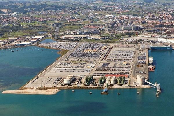 Puerto de Santander instalará nuevo silo para almacenamiento de vehículos