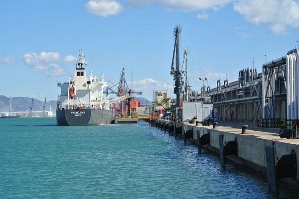 Sector de graneles impulsan el tránsito del Puerto de Castellón en octubre