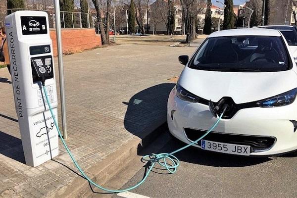 Ventas coches eléctricos España octubre