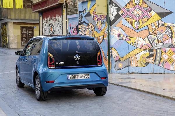 Volkswagen España movilidad eléctrica