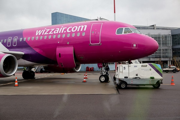 Wizz Air Londres-Tenerife Sur