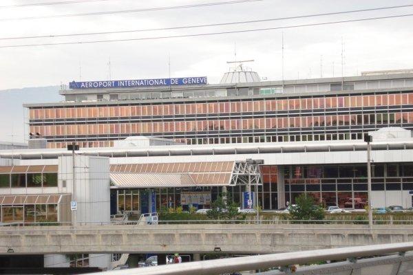 aeropuerto ginebra