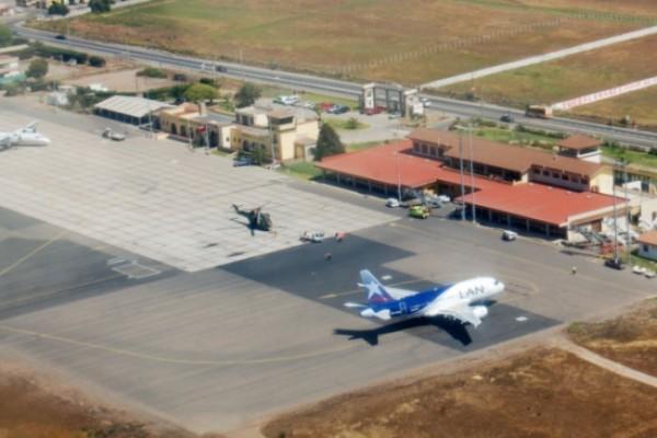 aeropuerto la florida, la serena