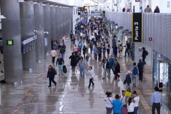 aeropuertos de mexico pasajeros