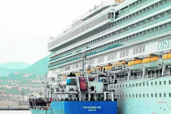 cruceros combustible 2