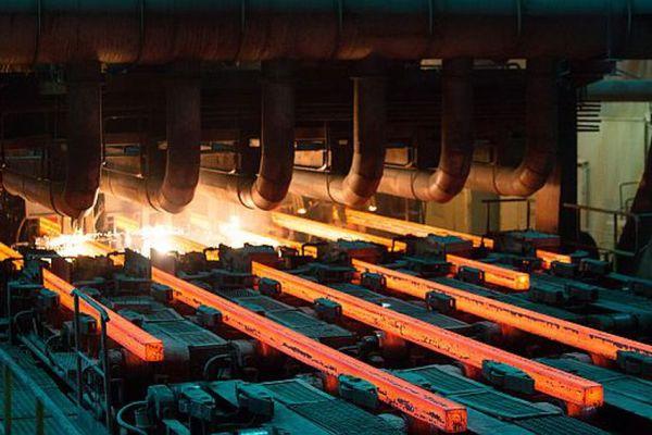 hierro produccion