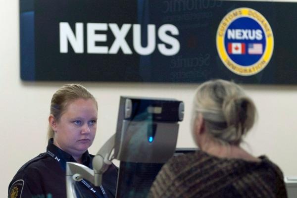 nexus reconocimiento facial