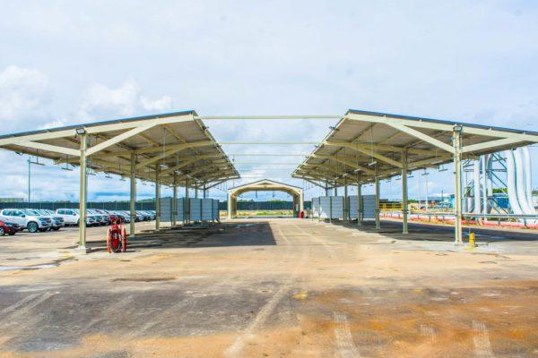 puerto bahia centro de alistamiento