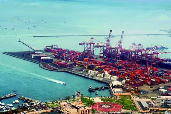 puerto de callao peru