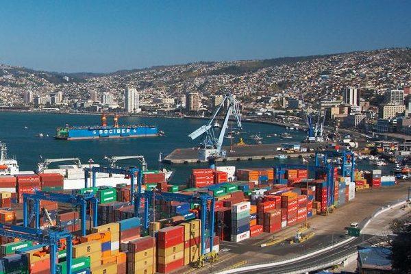 puerto de valparaiso chile