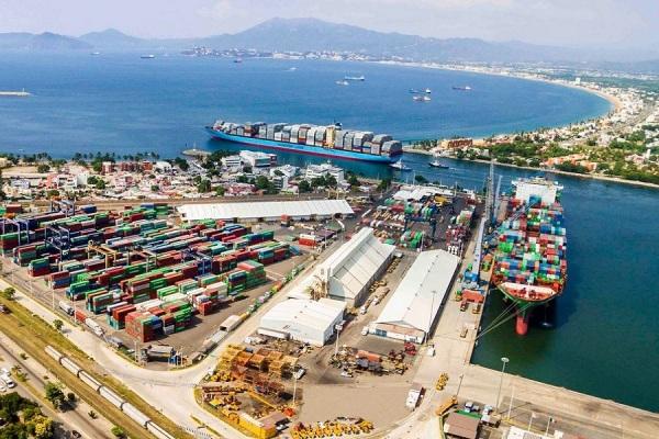 puertos de mexico