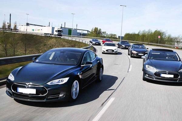 Alemania Noruega eléctricos