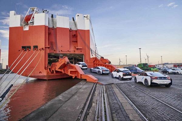 BMW decide cambiar hacia el transporte marítimo sostenible para 2030