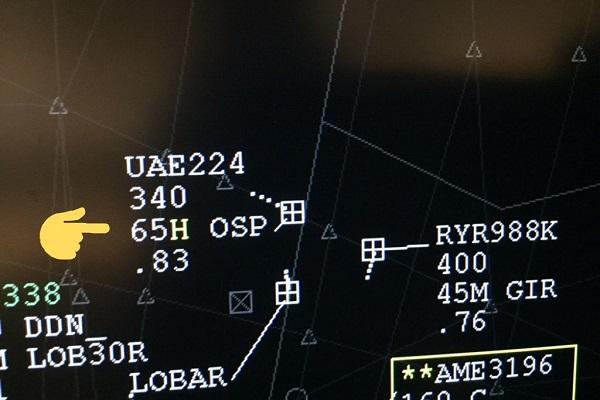 Boeing 777 récord velocidad