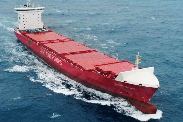 Containerships Arctic